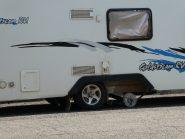 How to prevent broken caravan wheel studs and loose nuts