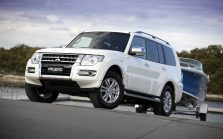 Mitsubishi game ends the long-serving Pajero