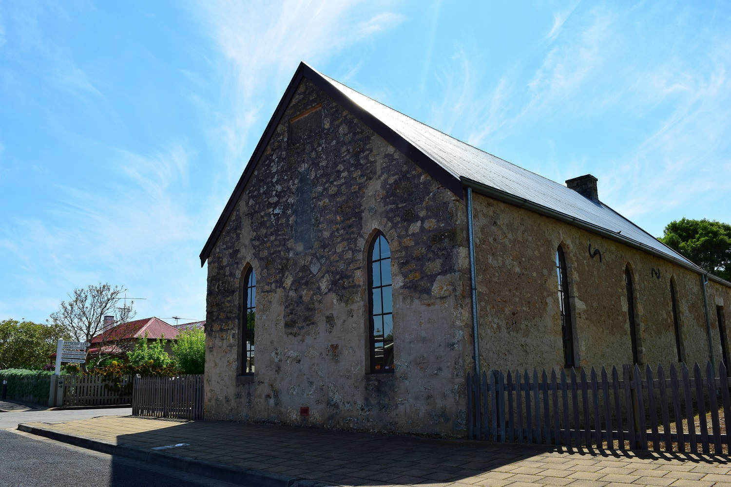 Mary MacKillop's church, Penola