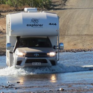 Less is so much more with a compact 4X4 motorhome