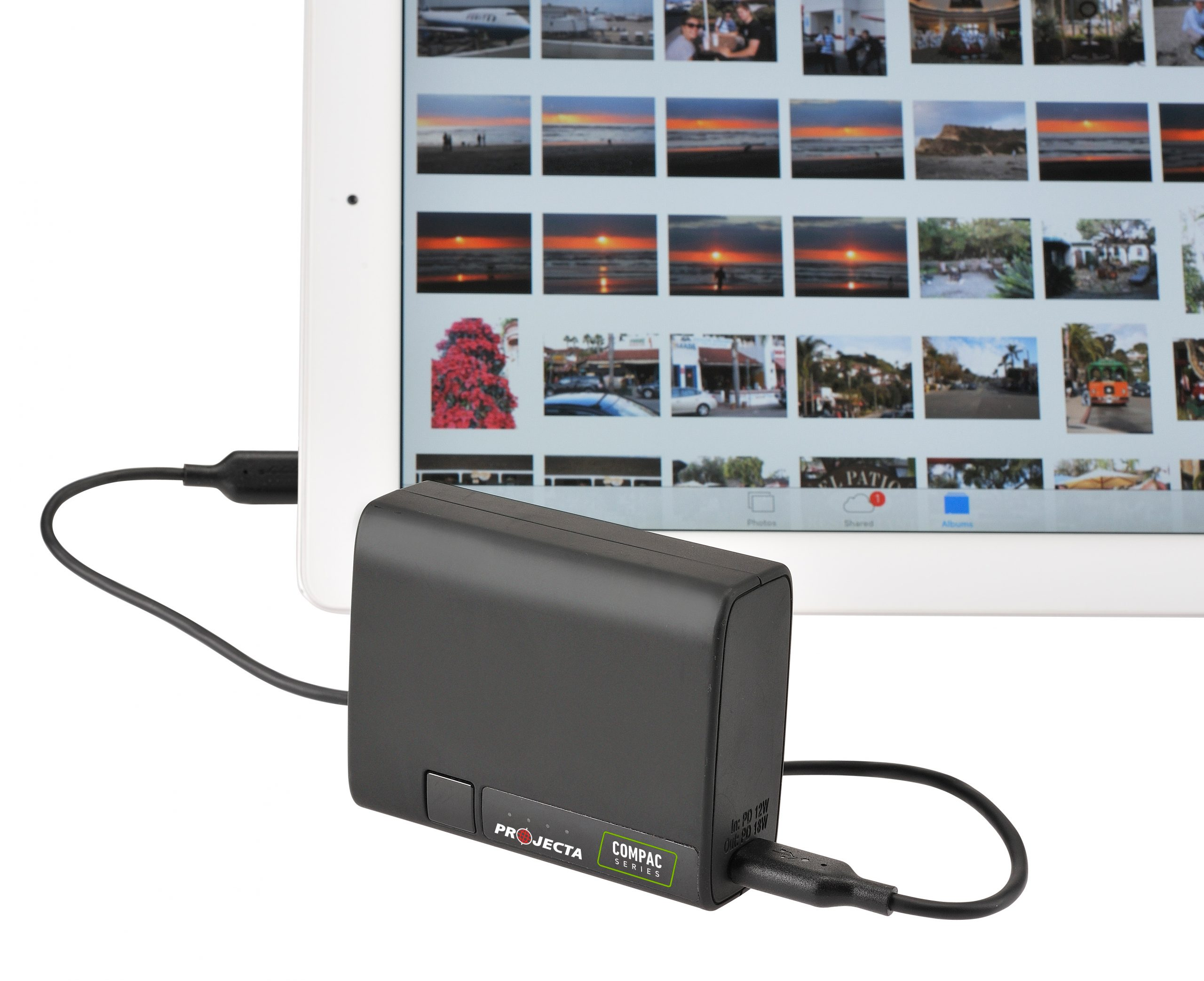 GEAR: Projecta COMPAC Series Power Banks