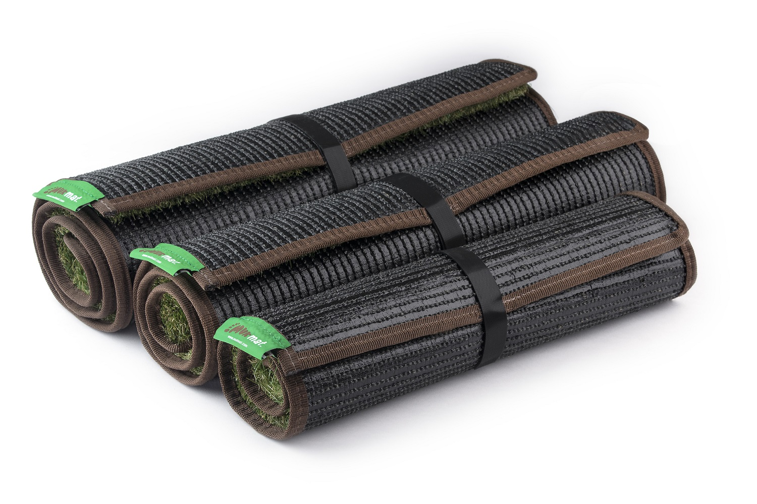 Muk Mat rolls up for storage