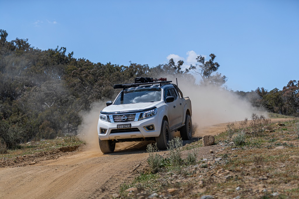 Rhino-Rack releases Backbone system for Navara NP300 RX and ST dual-cabs