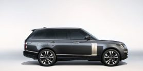 Range Rover marks 50th birthday with Limited Edition