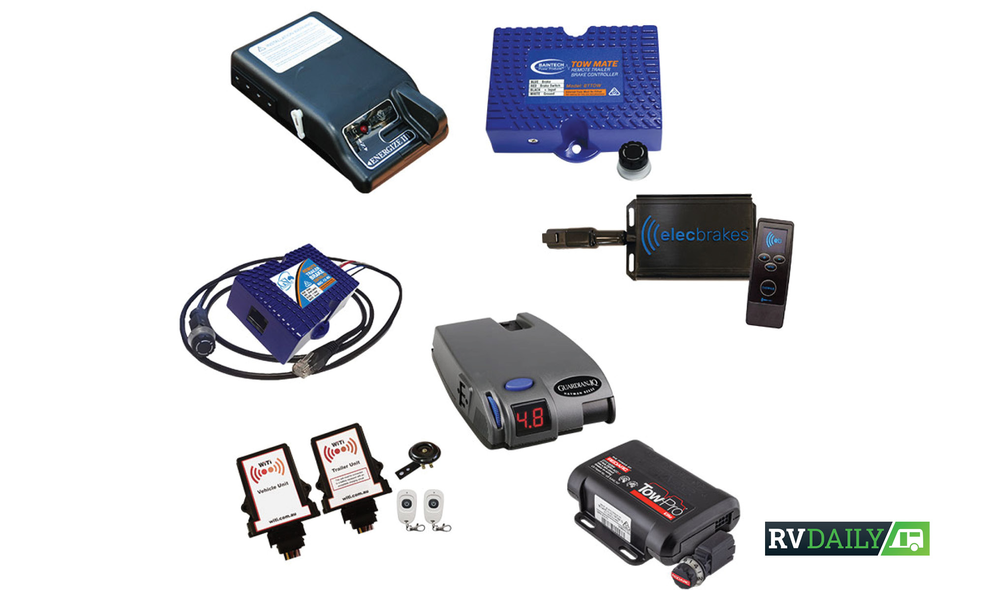 Buyers' guide to electronic brake controllers