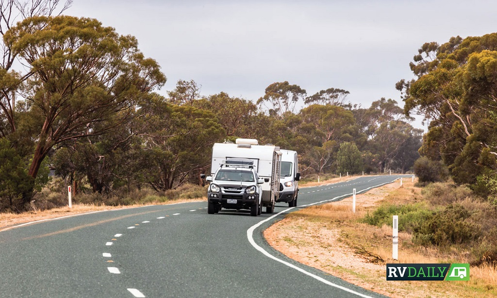 What makes other drivers hate caravanners?