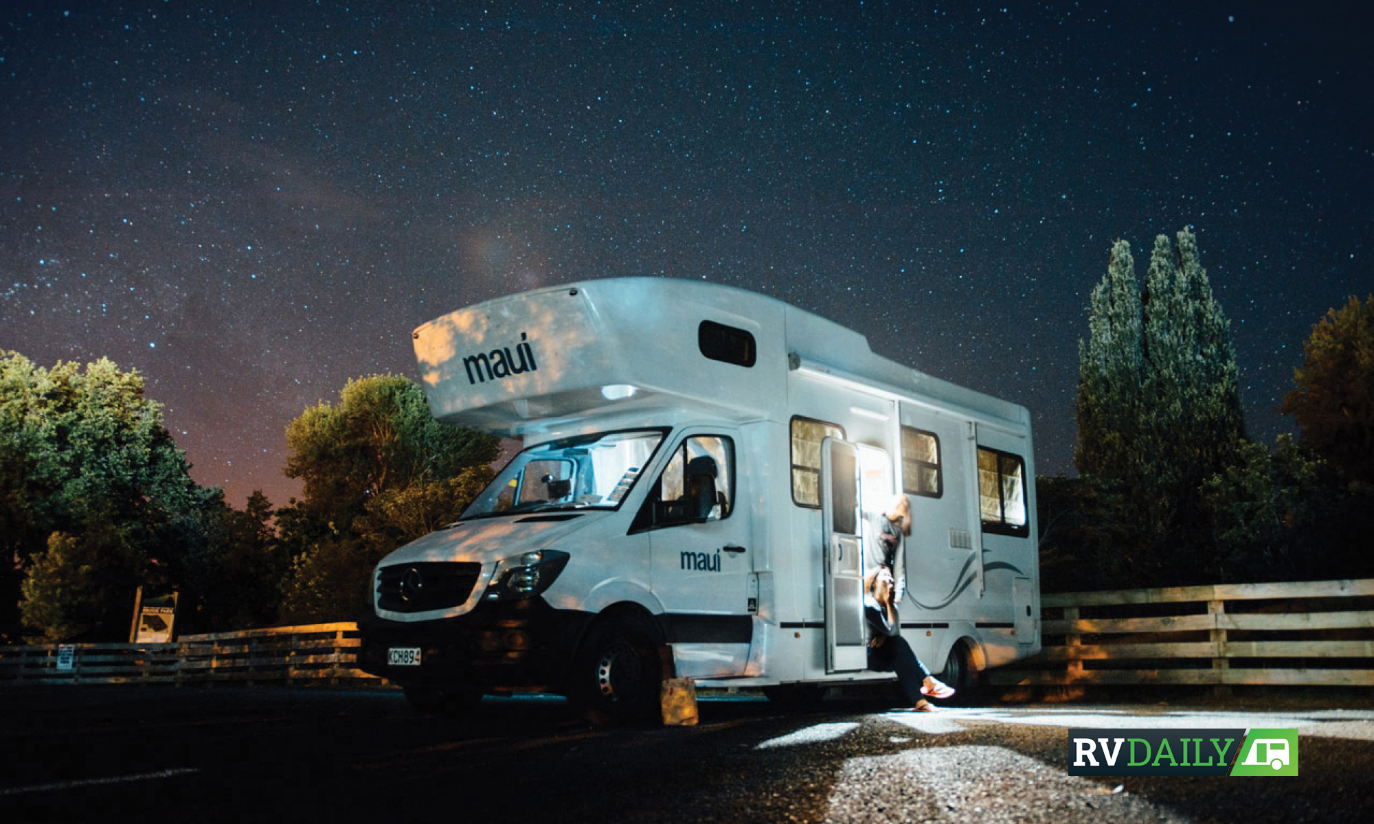 INSTA GLAM! Are you living your best van life?