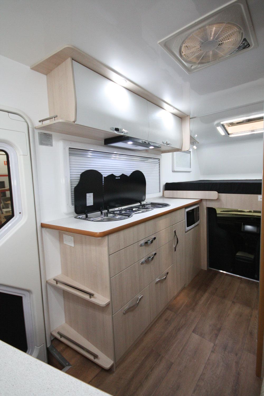 Rvd051 Advice Buying Right 5 Entry Level Motorhomes 5e Suncamper Kitchen