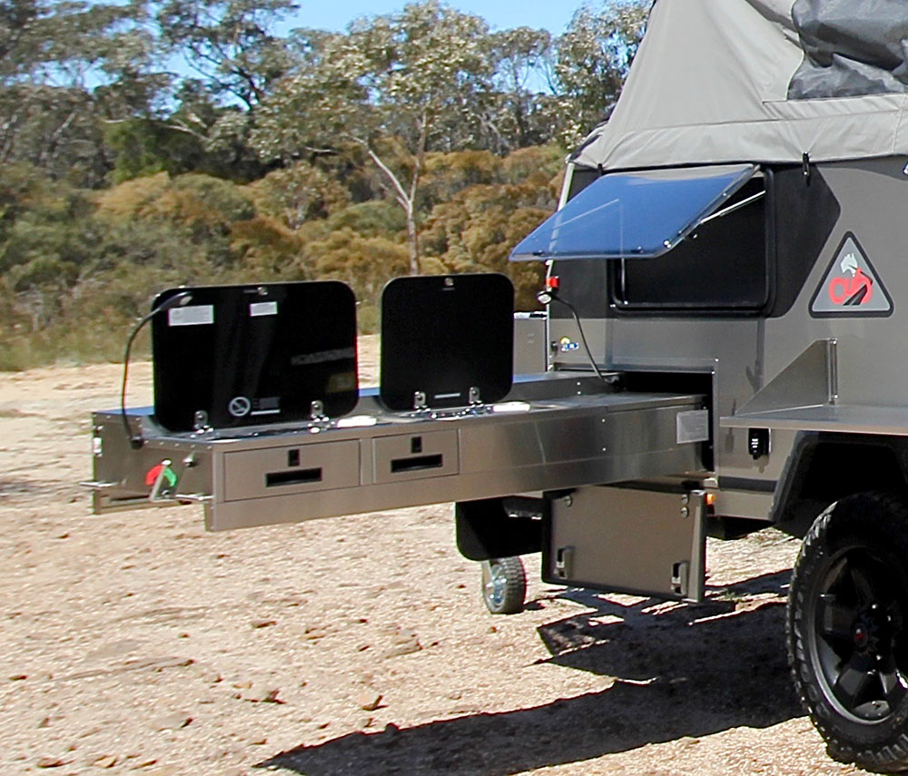 Rvd051 Rv Camper Trailer Review Cub Longreach Le 10 Img 1195
