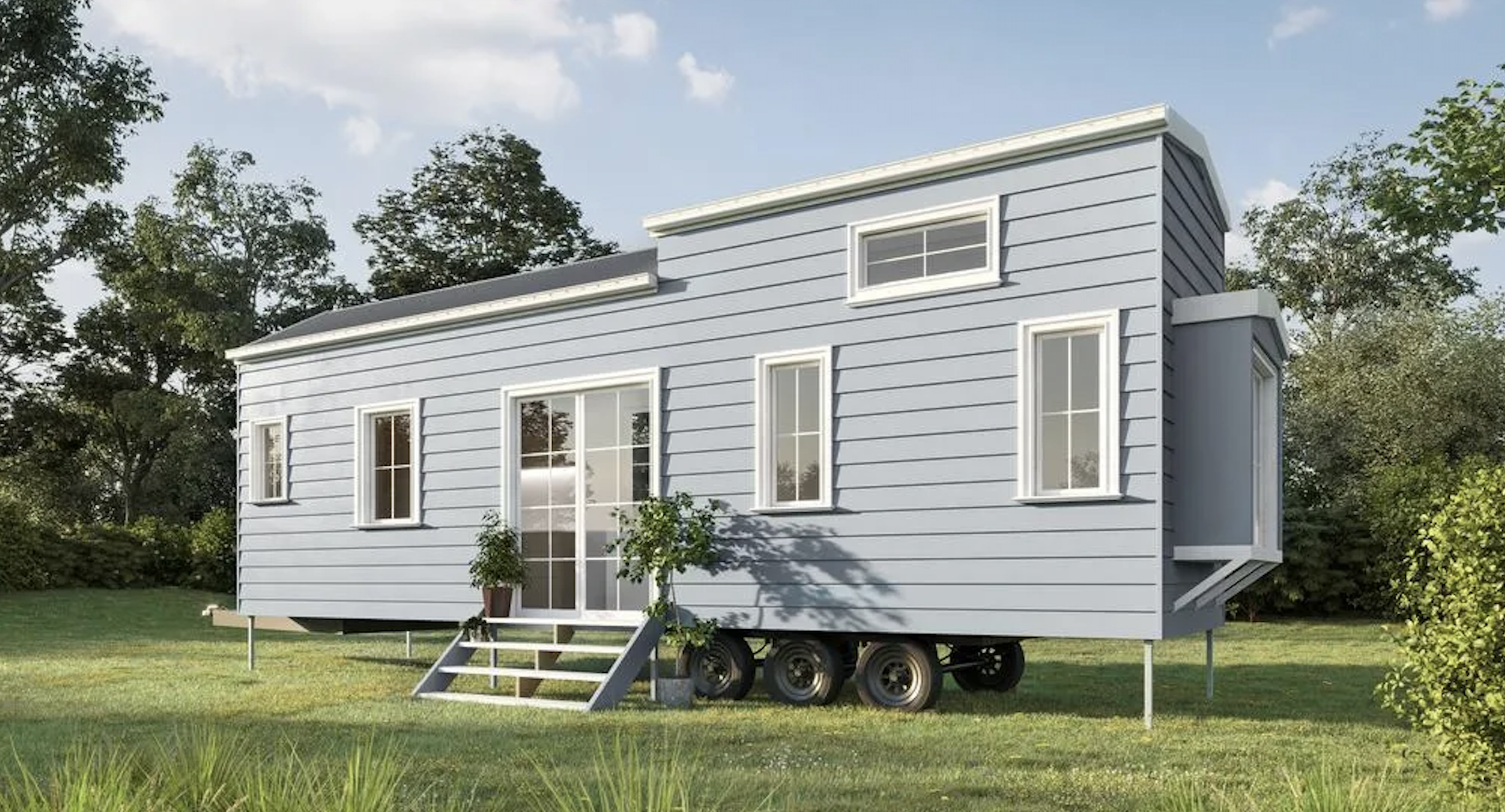 "TechnoPODS tiny homes ""debacle"" a warning to all consumers says Lemon Caravans"
