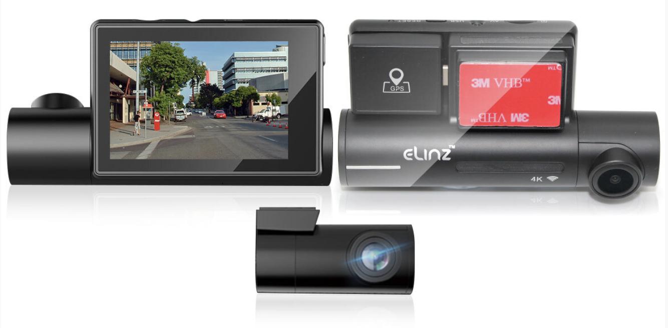 Elinz Electronics - dash cam