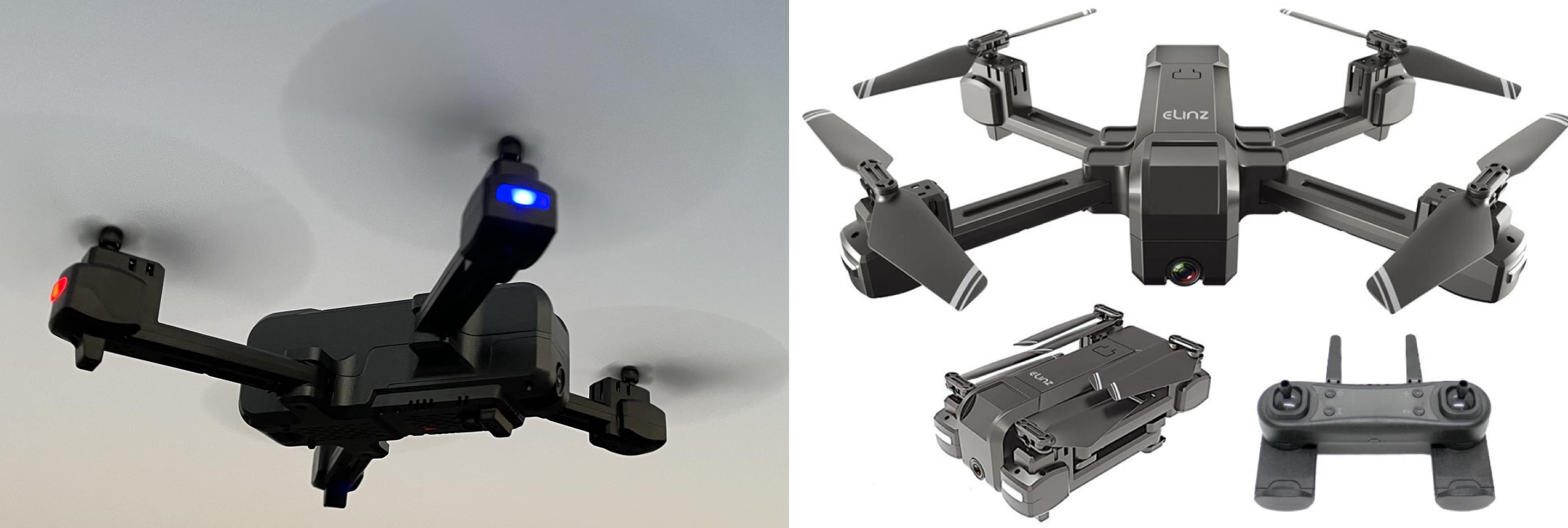 Elinz Electronics - drone