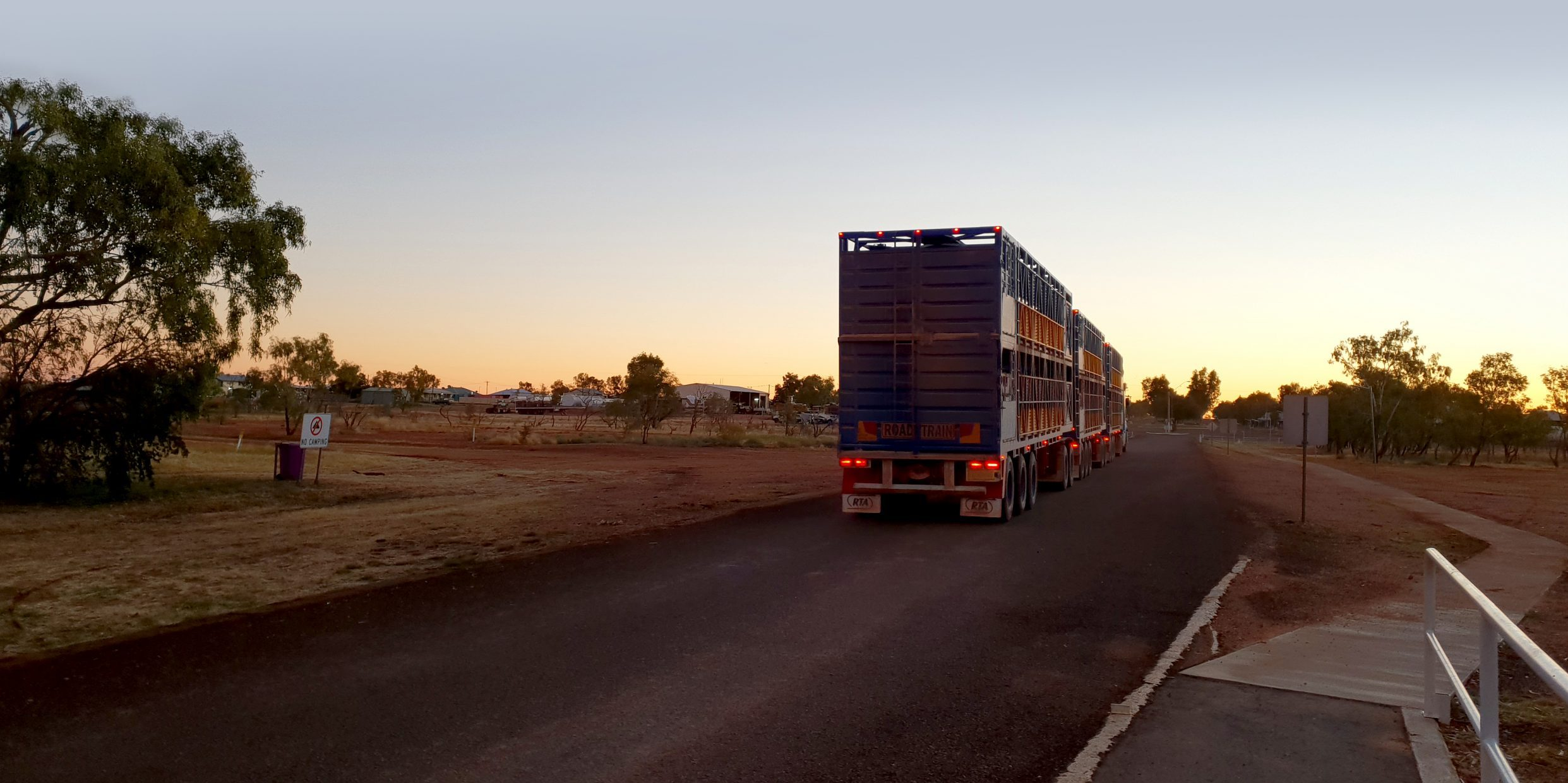 New rules to enforce truck-only rest areas in Queensland