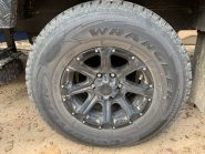The essential guide to tyres for your 4X4, caravan or camper-trailer