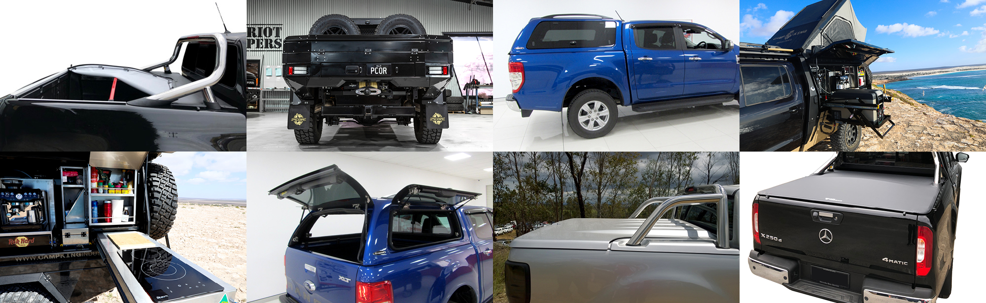 The essential guide to ute canopies and tray styles