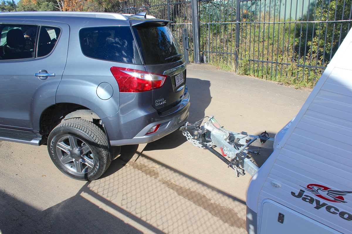 When to use weight distribution hitches