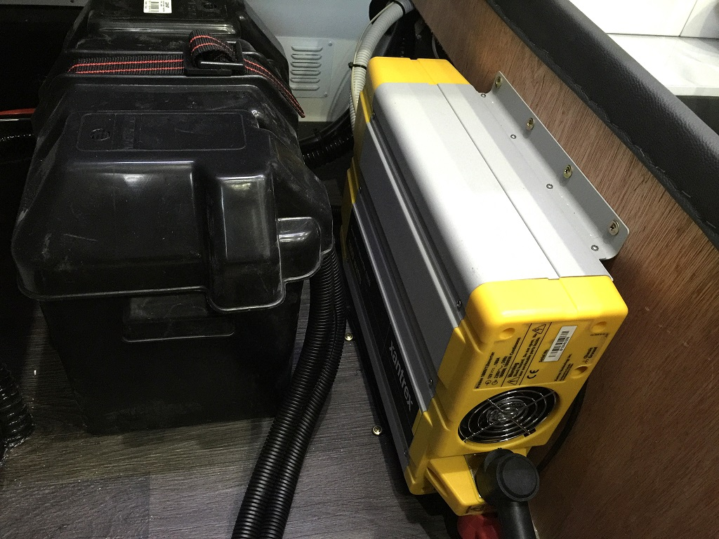 You Will Need A Decent Inverter And Battery System