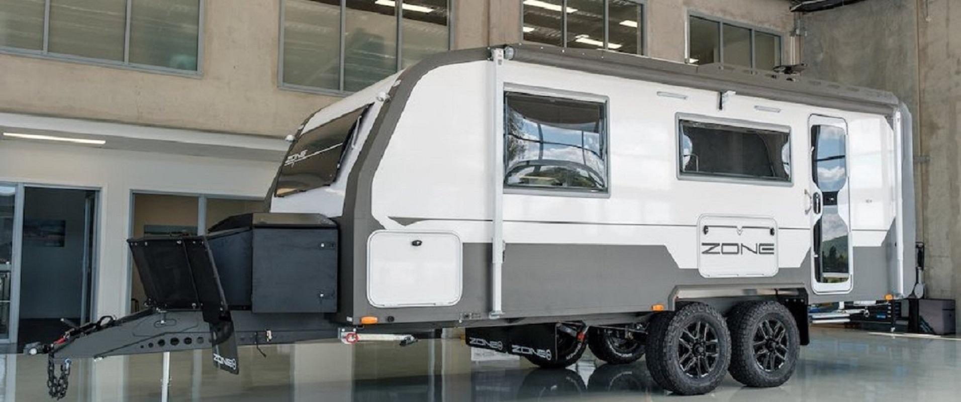 What's inside caravan composite sandwich panels?