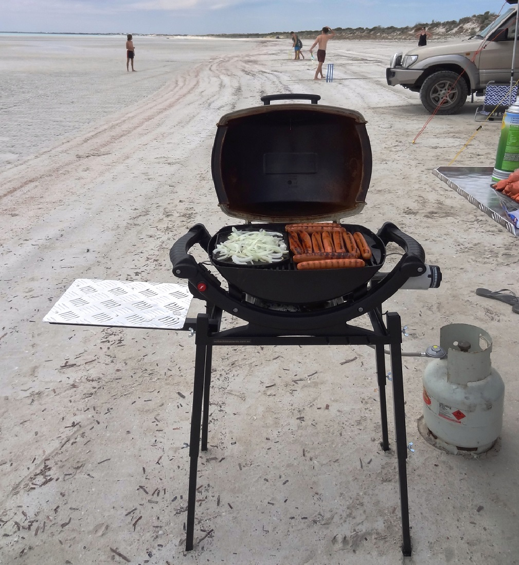 Barbecue Stands (3)
