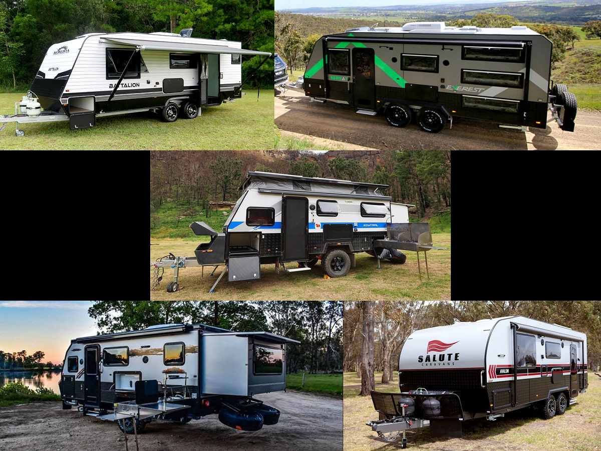 Buying right: Five affordable family caravans
