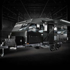 Lotus Caravans adds virtual showroom to its website