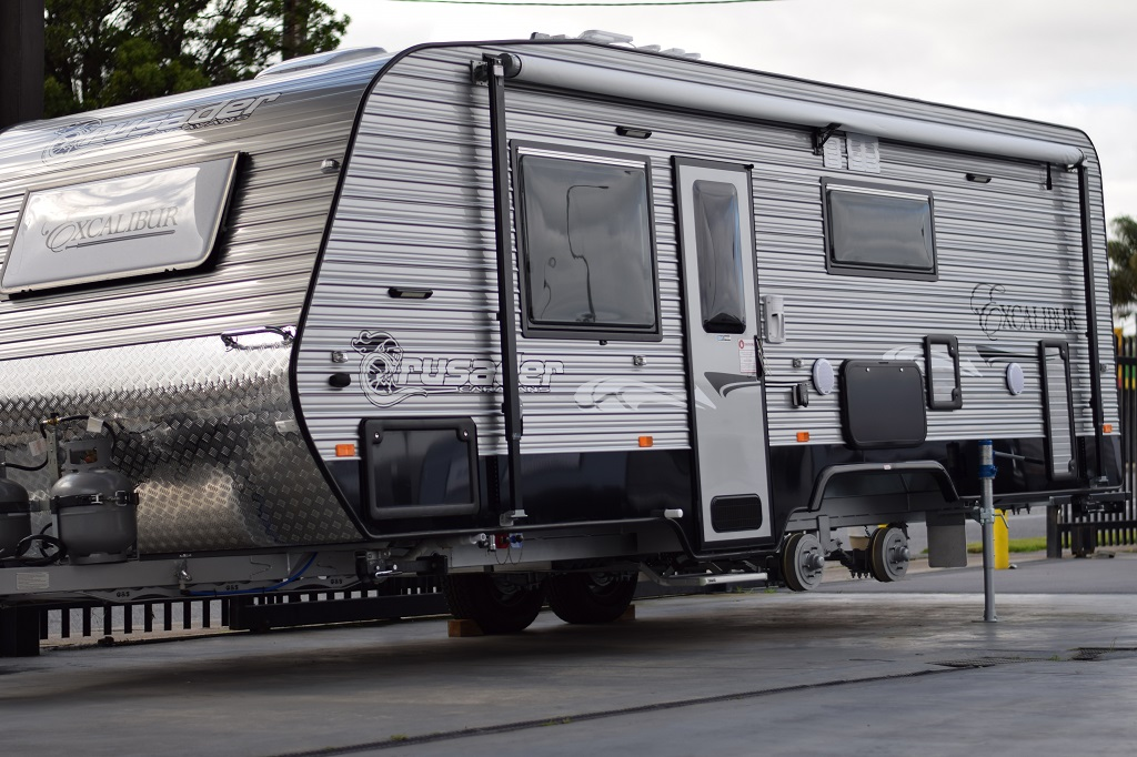 Updated: How do I safely jack my caravan?