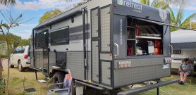 How to reduce your caravan payload by 200kg