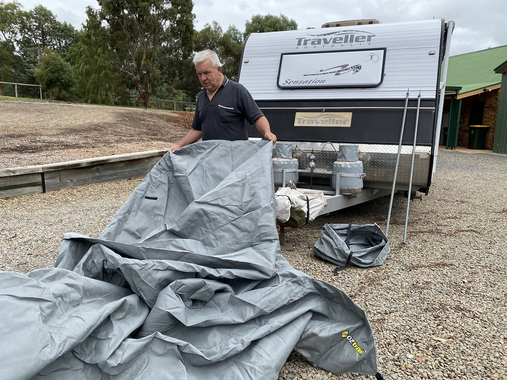 Caravan covers – are they worth the hassle?