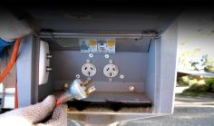 Why you shouldn't muck about with caravan electricity