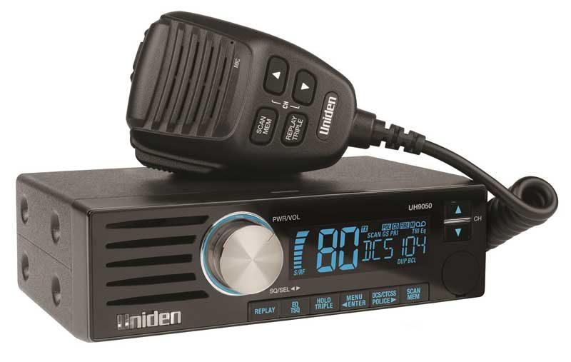 Uniden Uh9050 UHF